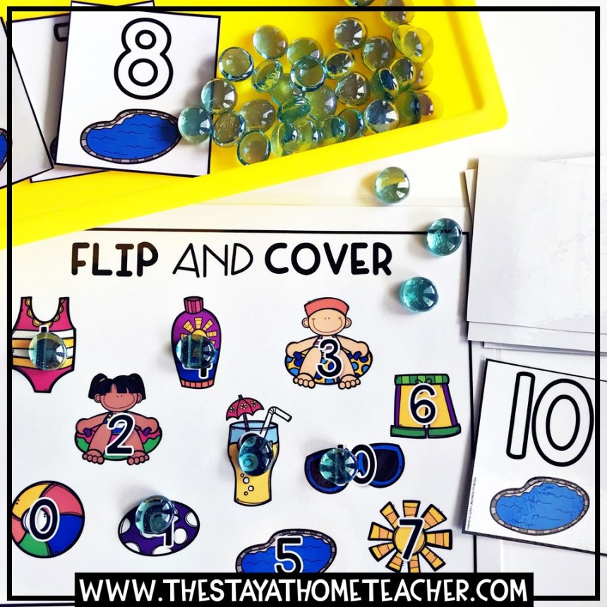 flip and cover numbers