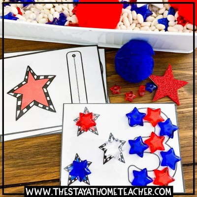 4th of july star counting