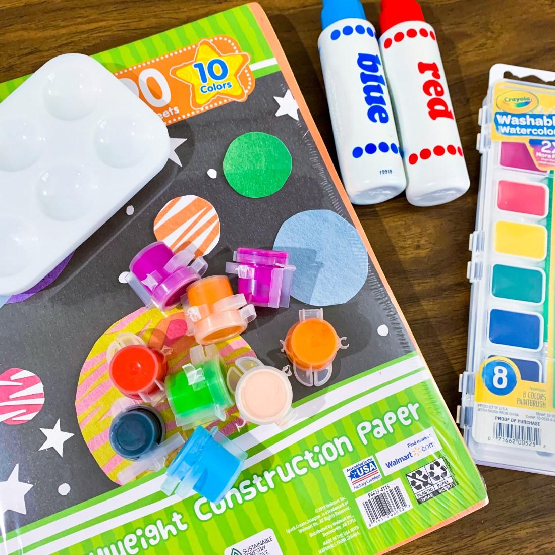 school supplies featured image