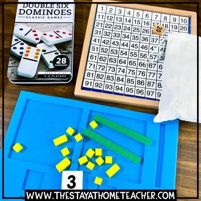 homeschool school supplies for math