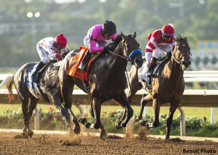 Game Winner annexes Del Mar Futurity