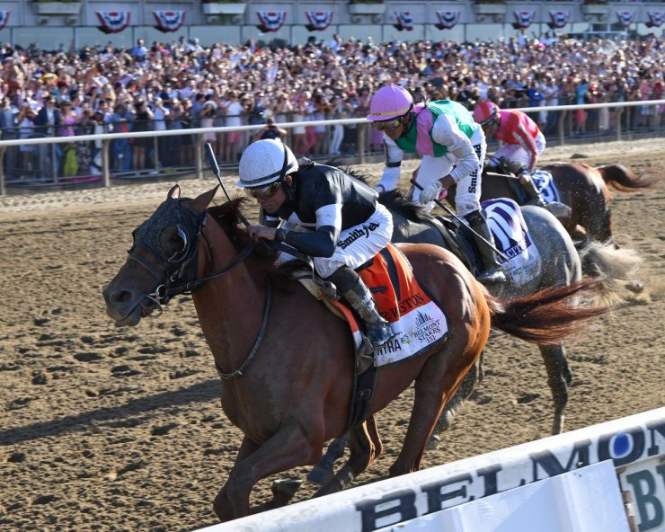 Belmont Stakes 151 Graded Line -