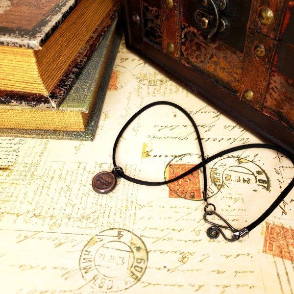 Zodiac and Horoscope Charm Necklace - Aquarius