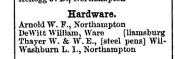 1852 thayer still making steel pens
