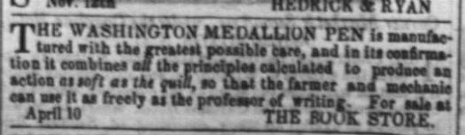 1857 Wilmington NC
