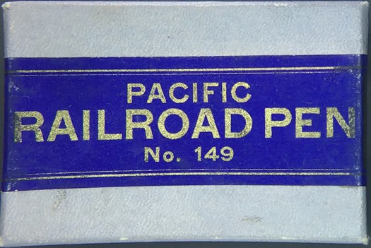 Pacific Railroad Box