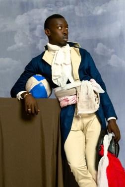 © Omar Victor Diop (Sénégal)