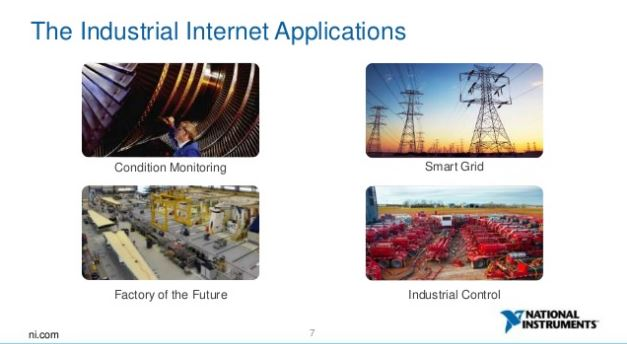 Industrial Internet Applications