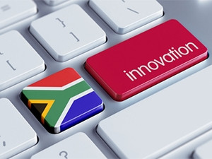 laptop keyboard - innovation in south africa theme