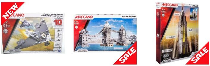 meccano set examples