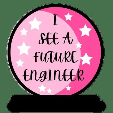 Future Engineer Sticker