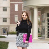 Emily Bayuk, founder of The STEM Diaries