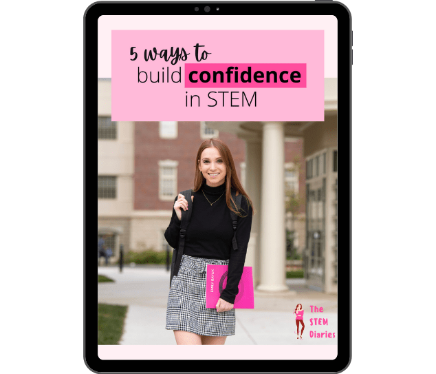 Building STEM Confidence cover