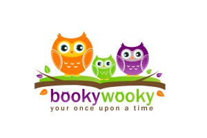 Booky Wooky Owls Logo