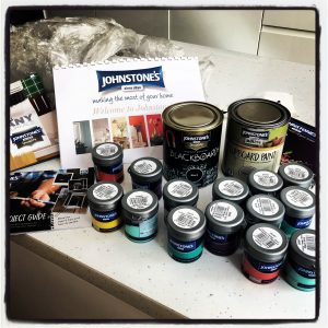 Johnstone's Paints Gift Set