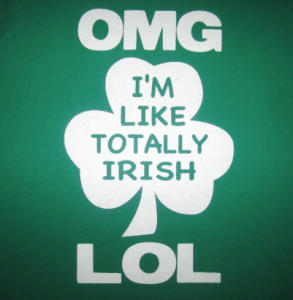 I'm Totally Irish