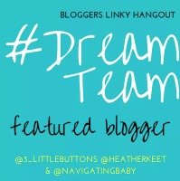 DreamTeam Featured Blogger