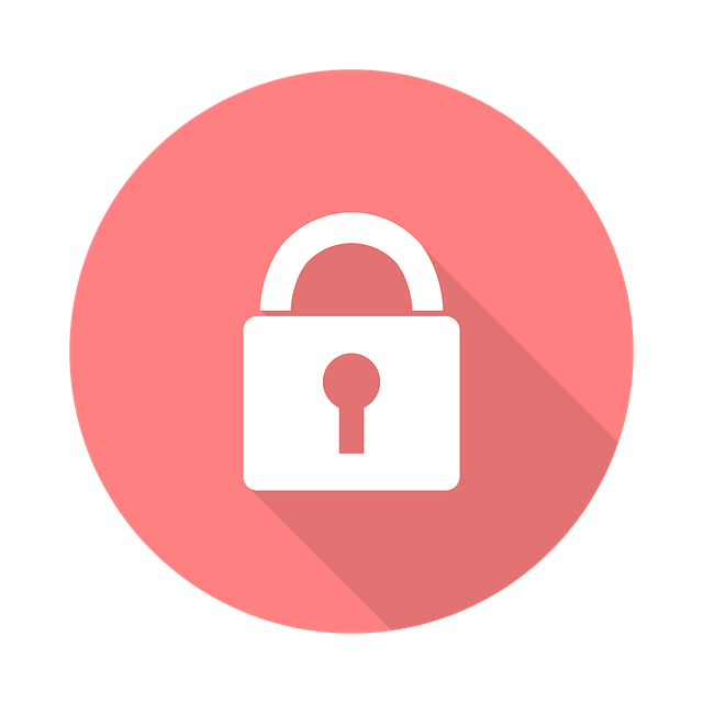 Social Media Image of Cyber Security Privacy Lock