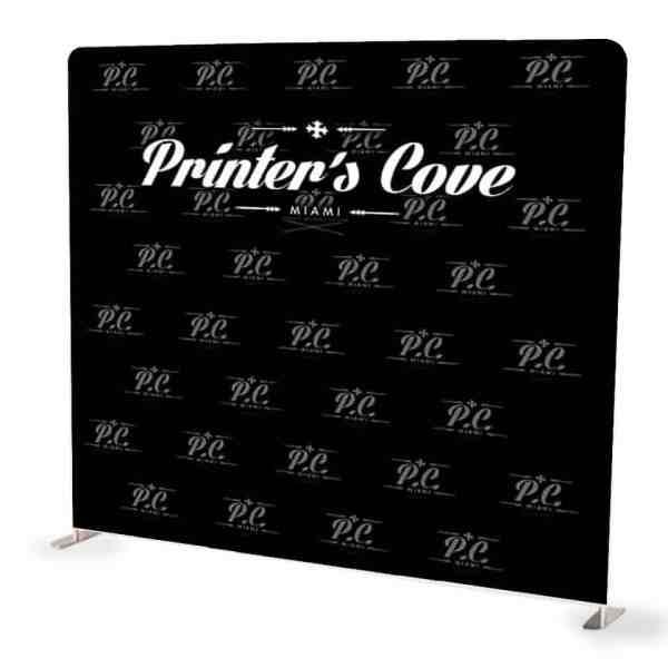 Wrinkle Free Fabric Display