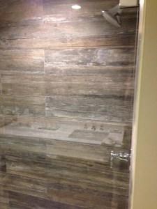 Lakehouse Hotel Bathroom Shower
