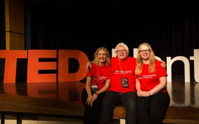 TEDx Nantwich 2017: behind-the-scenes pics galore