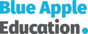 Blue Apple Education logo