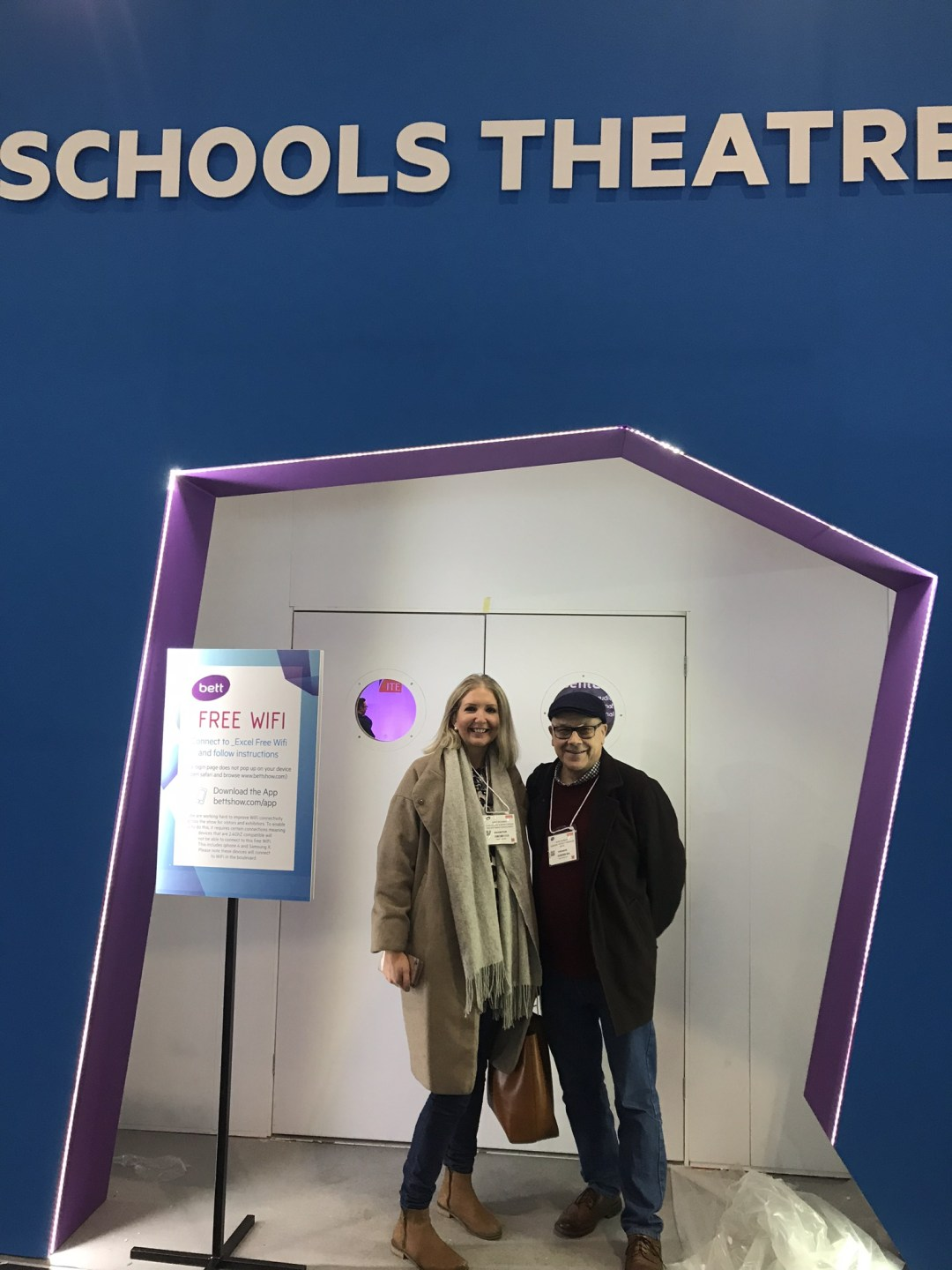 Speaking at Bett 2019!