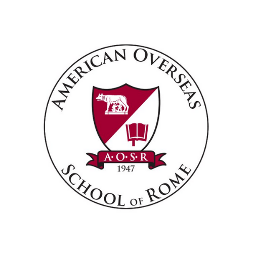 American Overseas School of Rome logo