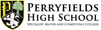 Perryfields High School logo