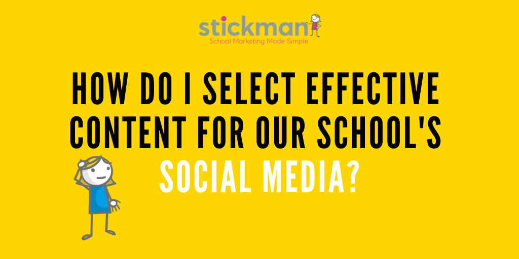 Finding EPIC Content for Your School's Social Media