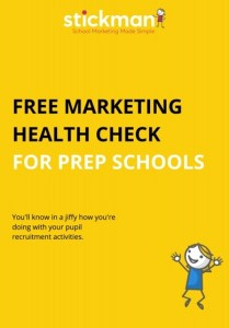 Free marketing health check for prep schools