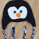 Crochet Penguin Hat Pattern