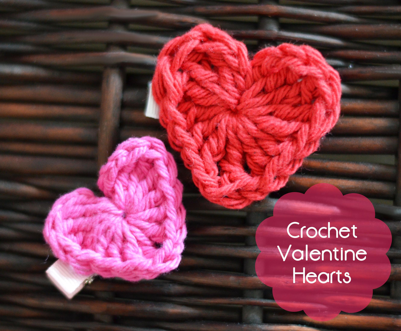 Valentine S Day Crochet Heart