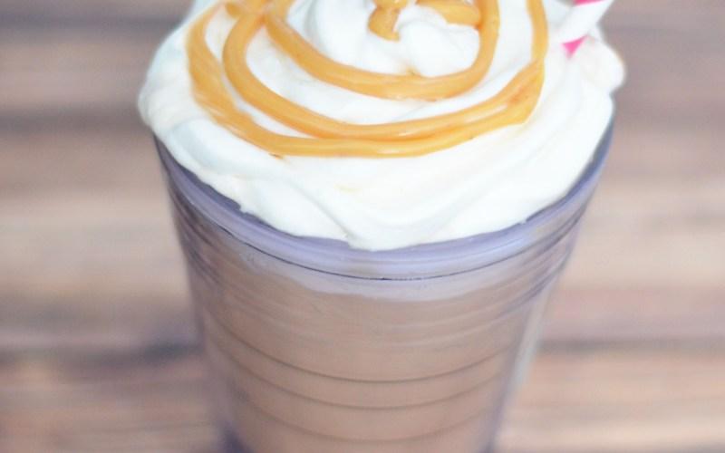 How to Make Iced Coffee – Dulce de Leche Iced Coffee Recipe