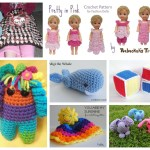 Eleven Free Crochet Toy and Lovey Patterns
