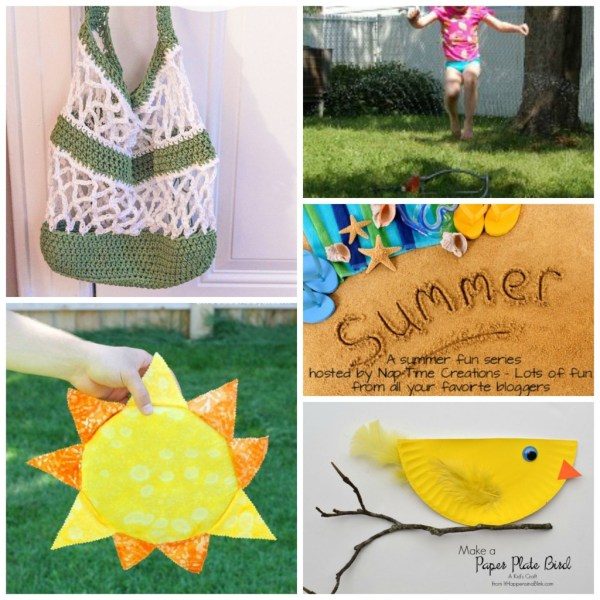 Summer fun series on Nap-Time Creations