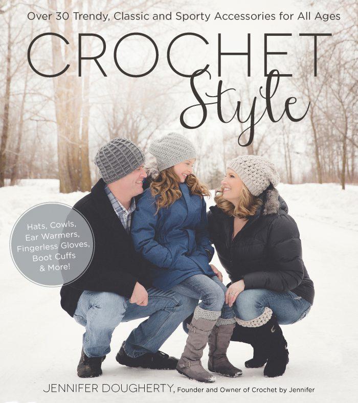 Crochet Style by Jennifer Dougherty - Book Review   www.thestitchinmommy.com