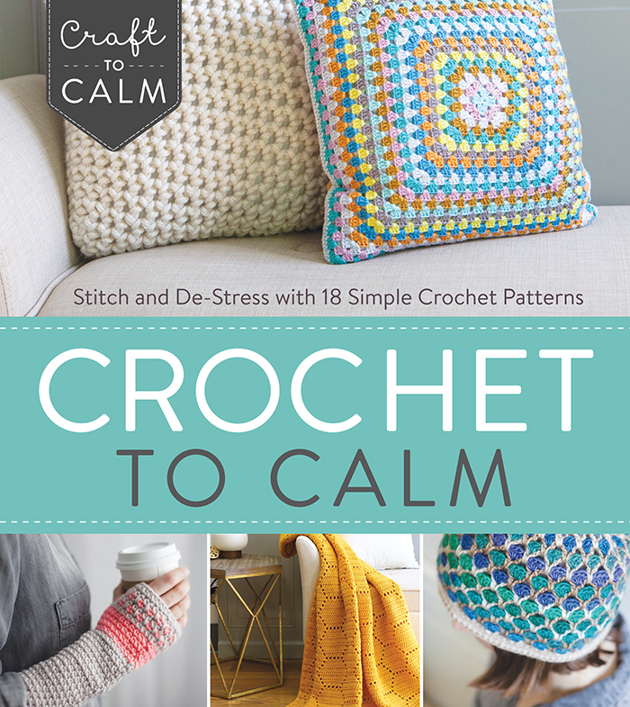 Crochet to Calm Book Review and Pattern Excerpt | www.thestitchinmommy.com