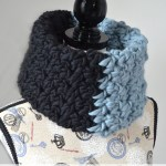 Color Block Cowl – Free Crochet Pattern