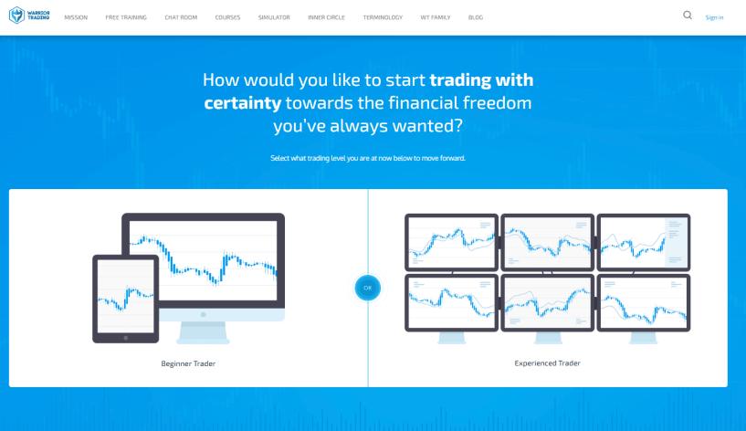 warrior-trading