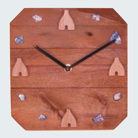 Artisan Bottle Kiln Clock