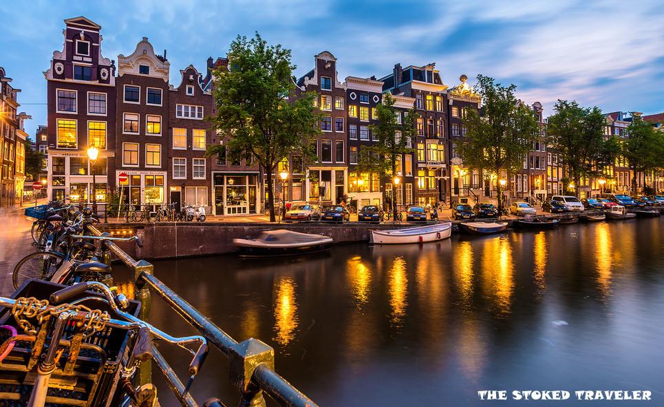 Amsterdam on a Budget Trip