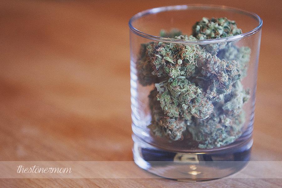 The Stoner Mom Strain Reviews: Cherry Diesel, Mom's New Favorite Weed