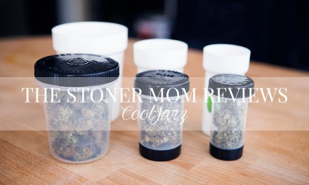 Photo Review: Cooljarz- Childproof Jars for Stoner Parents