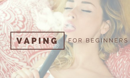 Vaping for Beginners: The Preferred Method for Parents