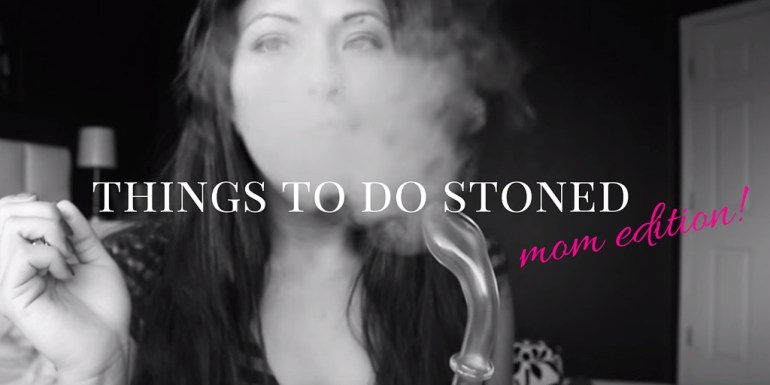things to do stoned