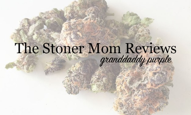Granddaddy Purple : Cannabis Strain Review