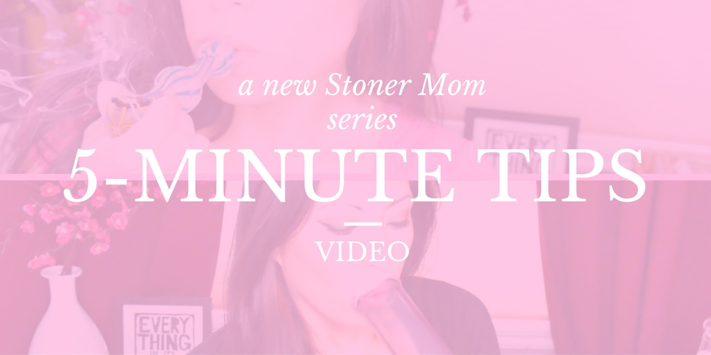 Introducing 5 Minute Tips | How to Use a Pipe to Smoke Weed
