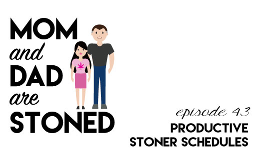 MADAS 43 | Productive Stoner Schedules | a Day in the Life