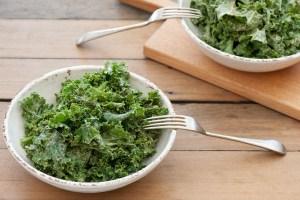 Lime & Tahini Kale Salad